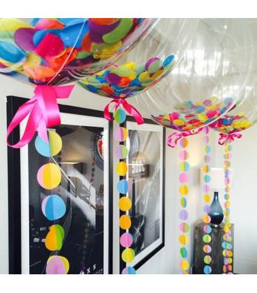 confettis deco animation multicolore 21mm couleur multicouleur. Black Bedroom Furniture Sets. Home Design Ideas