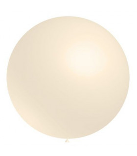 Ballon  Géant rond deco salle Blanc