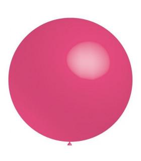 Ballon  Géant rond deco salle Fuchsia