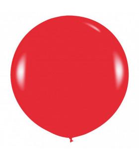 Ballon  Géant rond deco salle Rouge