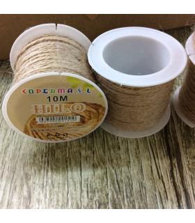 Ficelle fibre naturelle en rouleau 10m