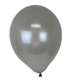Ballon opaque sachet de 50 deco salle Ardoise