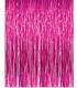 Rideau  scintillant 92 cm x 245 cm Fuchsia