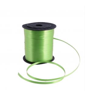 Ruban ballon, emballage cadeaux 5mm  230m Vert Lime