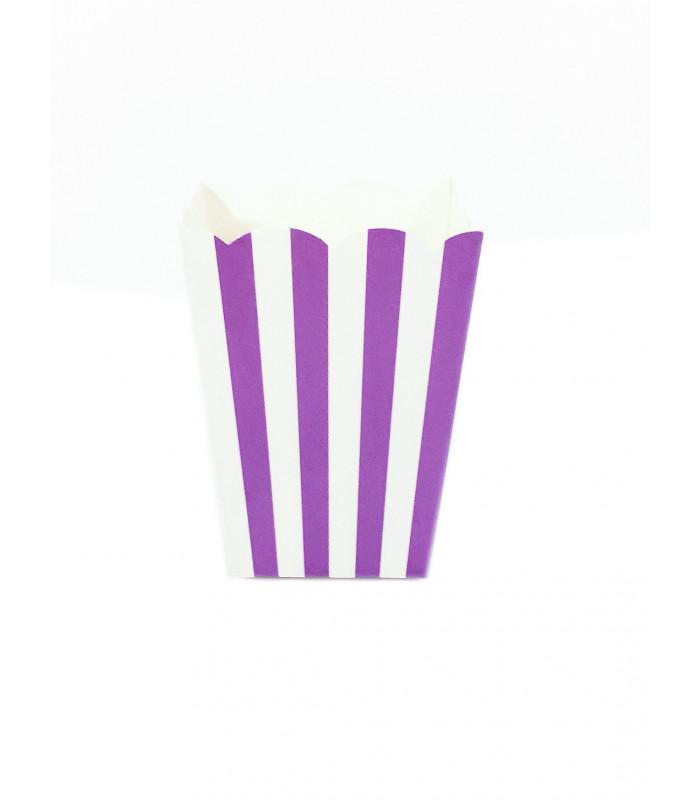 Lampion Guirlande 3,65 m de long dans violet 2628