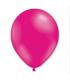 Ballon latex Fuchsia 28cm 100pcs