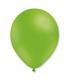 Ballon latex Vert Lime 28cm 100pcs
