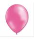 Ballon latex Rose Fluo 28cm 100pcs
