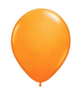 Ballon latex Orange 28cm 100pcs