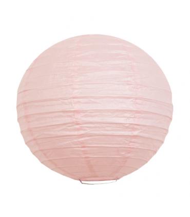 lanterne en papier chinois boule deco rose poudr couleur. Black Bedroom Furniture Sets. Home Design Ideas